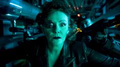 Доктор Кто S06 EP07++ Битва в Прибежище Демонов: Два дня спустя. Мини-эпизод