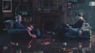 Шерлок S04 EP02 Шерлок при смерти (РУС.)