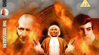 Классический Доктор Кто S03 EP05a(103) Божья война