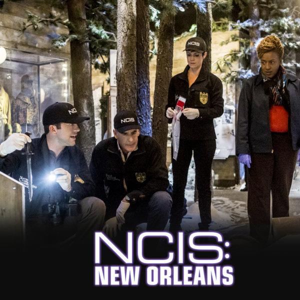 Морская полиция: Новый Орлеан