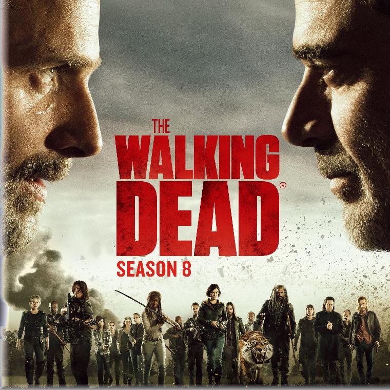 Ходячие мертвецы / The Walking Dead / Сезон 08, Серия 01-12 [WEBRip x264] (BaibaKo)