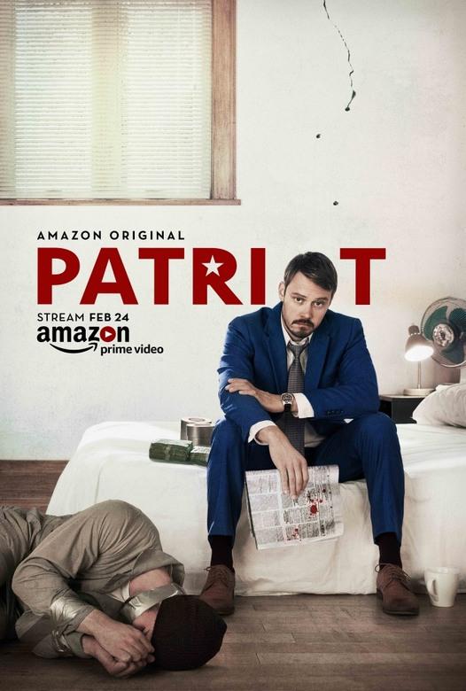 Патриот [01 сезон: 01-10 серии из 10] | WEBRip 720p | BaibaKo